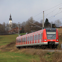 A Dachau–Altomünster-vasútvonal villamosítása