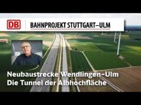 A Wendlingen-Ulm nagysebességű vasútvonal