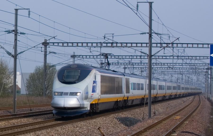 Eurostar, hsl 1