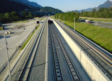 ausztria új Alsó-Inn völgyi vasútvonal nagysebességű vasút