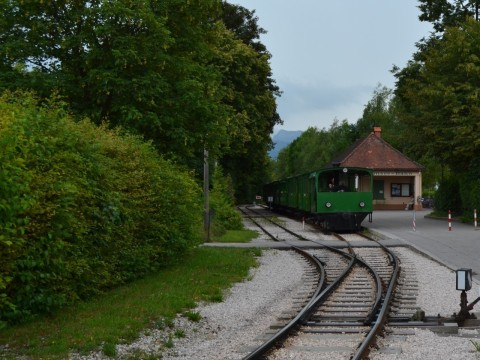 Chiemsee-Bahn Prien am Chiemsee