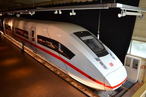 db museum nürnberg ICE 3 mock-up