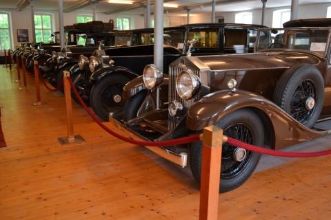 Rolls-Royce Múzeum Dornbirn