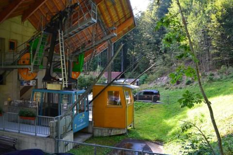 herzogstandbahn bajorország Walchsee