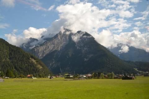 München-Garmisch-Partenkirchen-vasútvonal