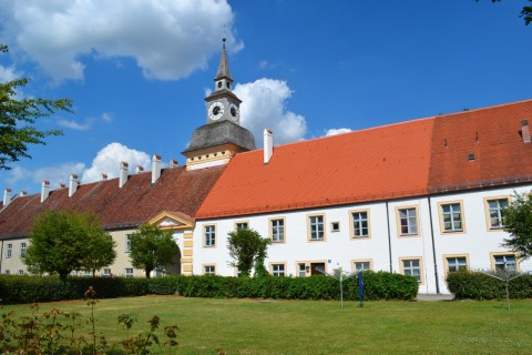 Schlossanlage Schleißheim