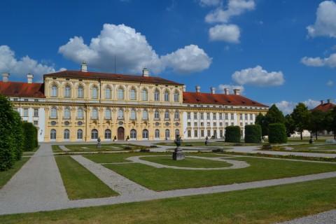 Schlossanlage Schleißheim kastely Neues Schloss Schleißheim
