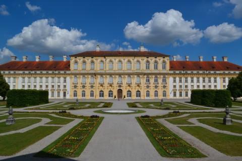 Schlossanlage Schleißheim Neues Schloss Schleißheim