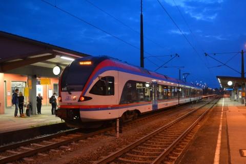 BLB Berchtesgadener Land Bahn Freilassing Bajorország