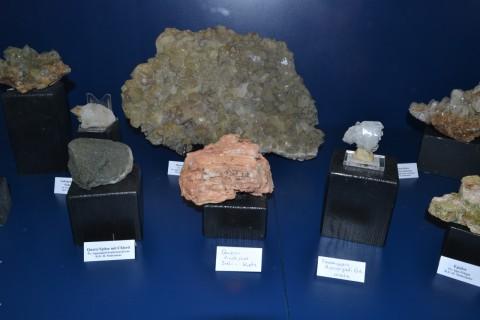 ásvány München múzeum Museum Reich der Kristalle Szilícium