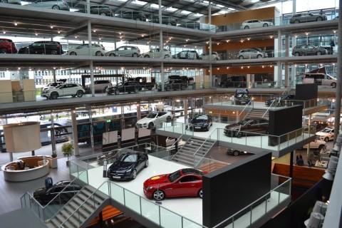 Mercedes-Benz Niederlassung München