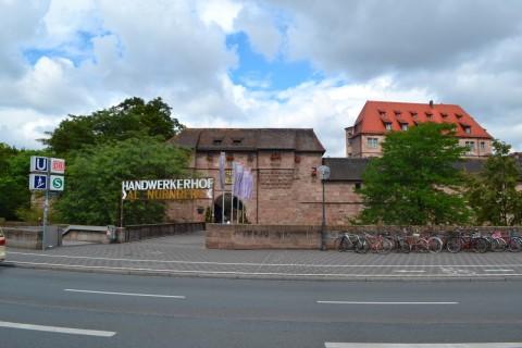 nurnberg városfal