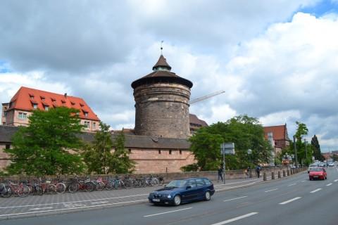 nurnberg vártorony
