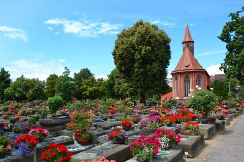 nurnberg Johannisfriedhof