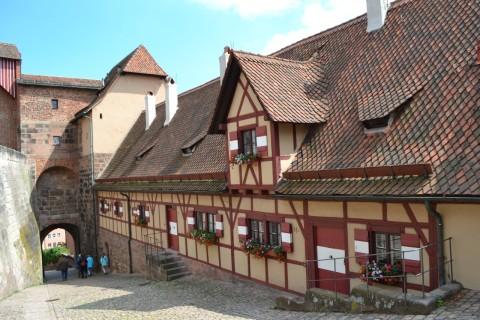 nurnberg vár