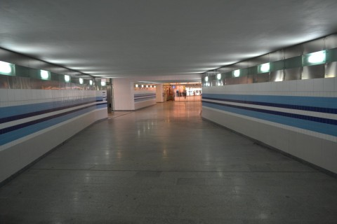 plzen hlavní nádraží Plzeň állomás aluljáró