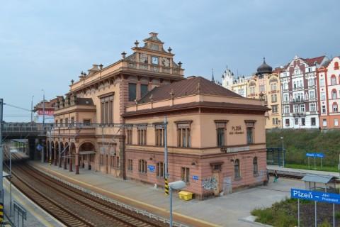 plzen Plzeň állomás