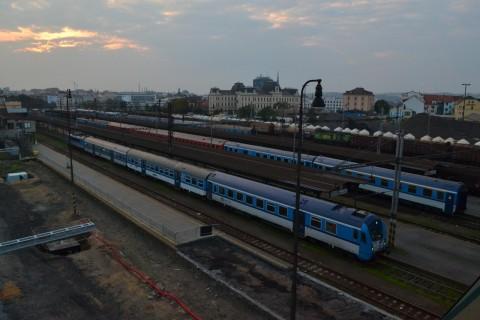 plzen hlavní nádraží Plzeň állomás ingavonat
