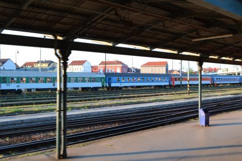 Plzeň személyvagon személykocsi