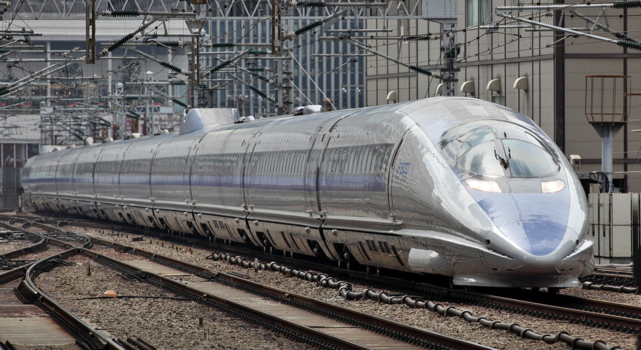 Sinkanszen 500 sorozat, mint Nozomi Tokió állomás