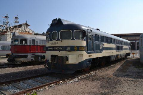 barcelona, Museu del Ferrocarril de Catalunya, katalán vasúti múzeum, Vilanova i la Geltrú, RENFE 354
