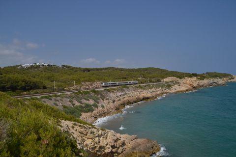 RENFE 448r sorozat, mediterrán korridor Vilanova i la Geltrú