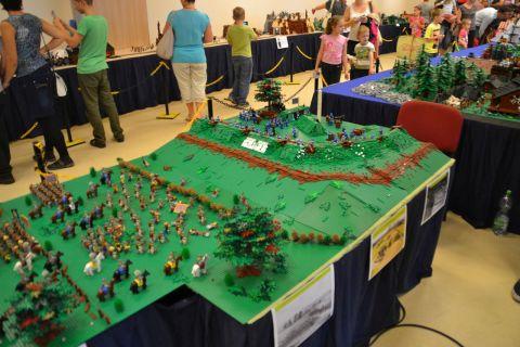 kecskemét, kockafeszt, lego, amerikai polgárháború