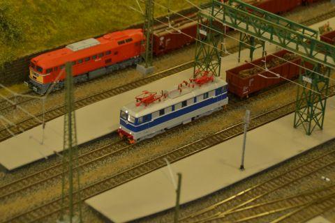 Miniversum, Budapest, vasútmodell, terepasztal