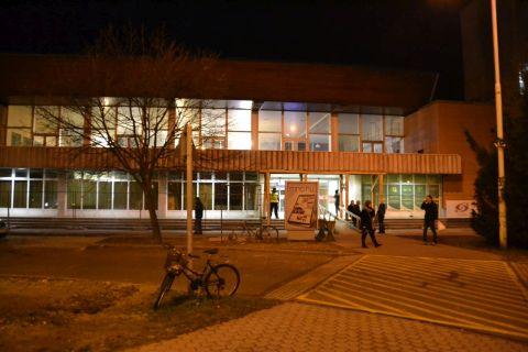 sopron állomás GySEV