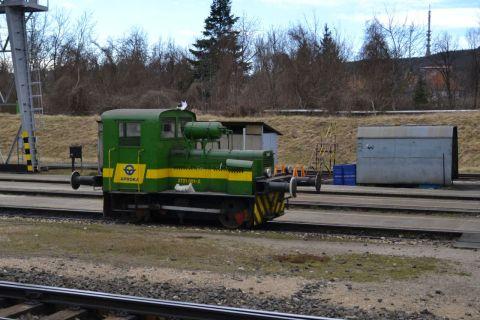 sopron állomás GySEV apróka iparvasút mozdony