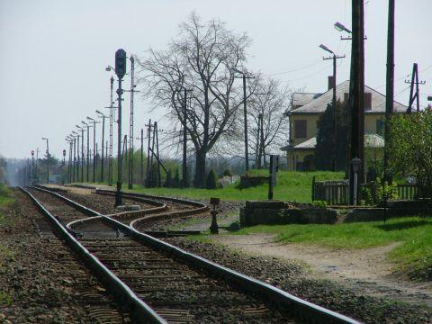 Szombathely–Szentgotthárd-vasútvonal az átépítés előtt GySEV