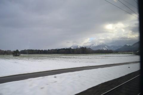 ausztria westbahn tél