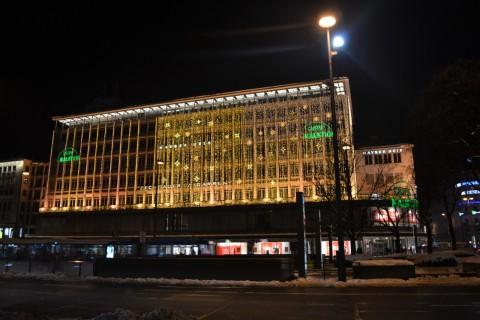 München tél karácsony