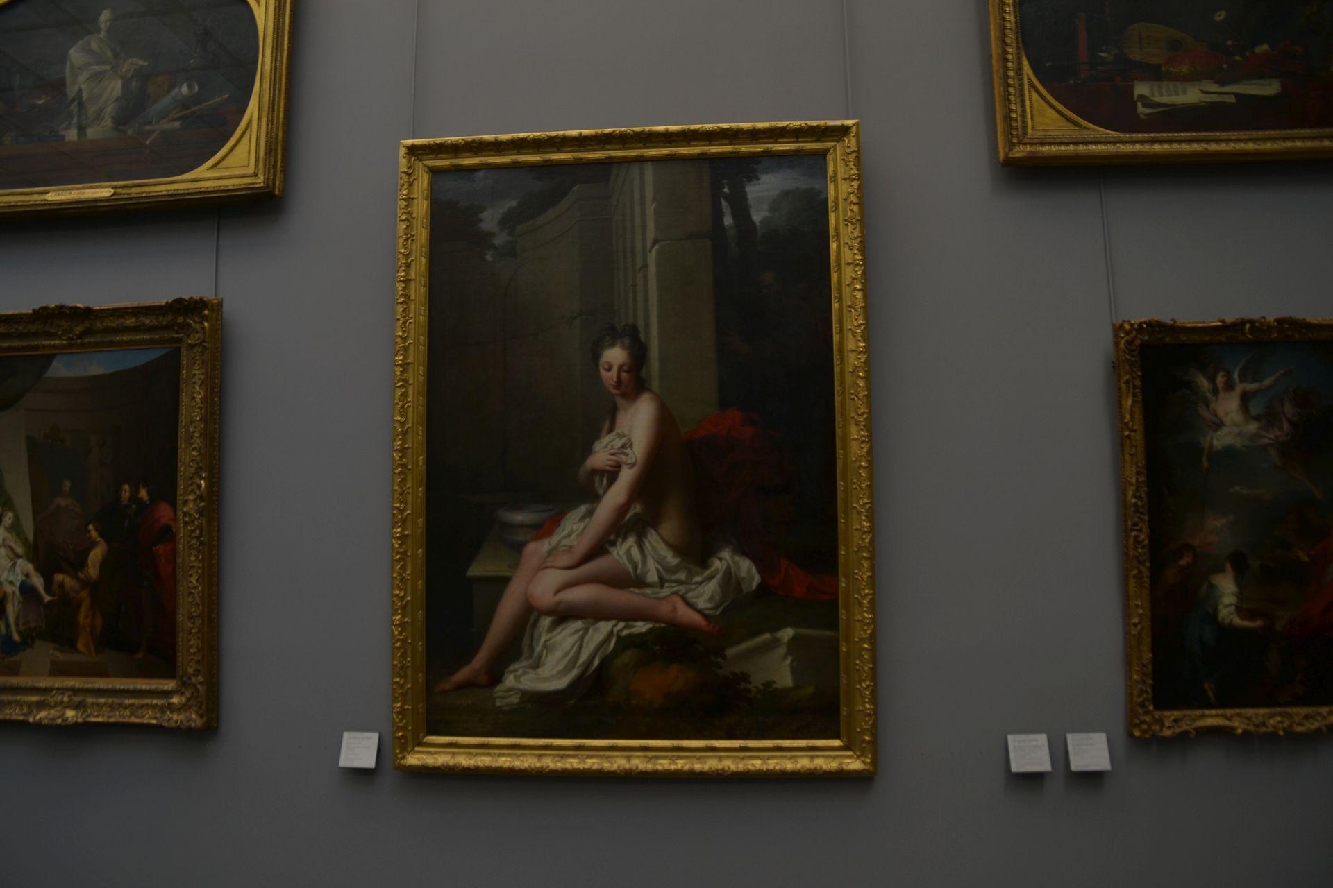 louvre, párizs, múzeum, reneszánsz, festmény