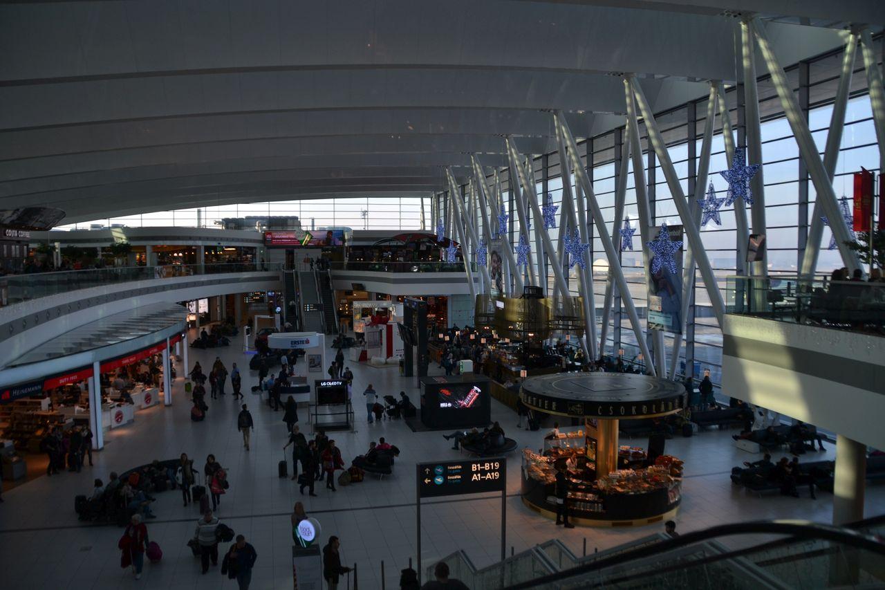 A Liszt Ferenc nemzetközi repülőtér 2-es terminálja