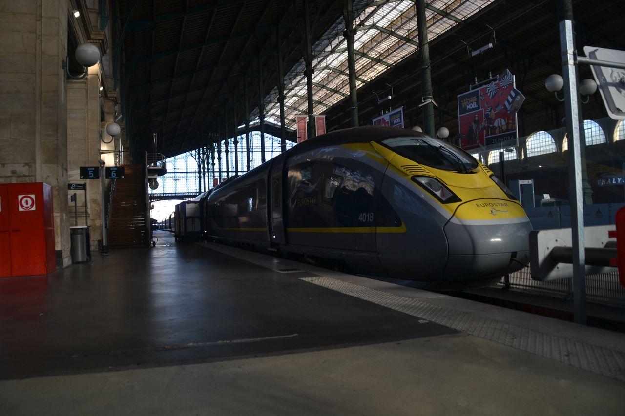 eurostar, Gare du Nord