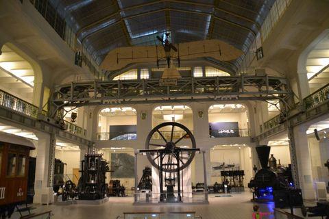 Technisches Museum Wien, Bécs