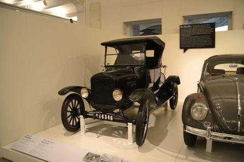 Technisches Museum Wien, Bécs, Ford T-modell