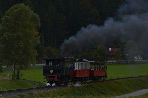 ausztria, fogaskerekű vasút, gőzmozdony, achenseebahn