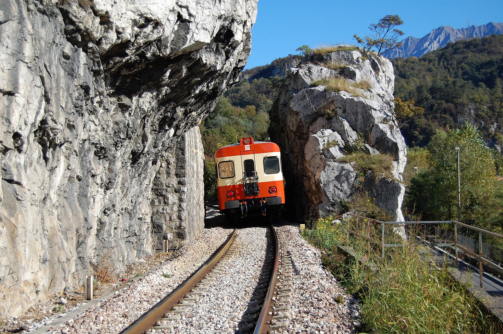 cividate camuno, Brescia–Iseo–Edolo-vasútvonal