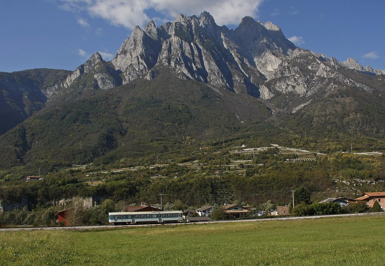 braone, Brescia–Iseo–Edolo-vasútvonal