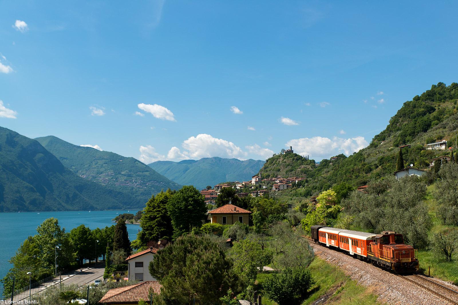 sale marasino állomás, Brescia–Iseo–Edolo-vasútvonal