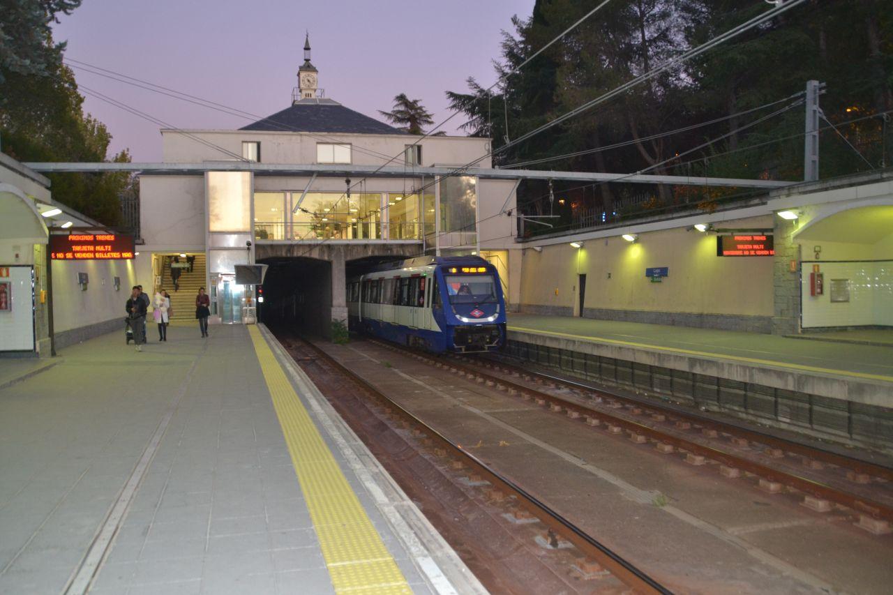 madrid, metró,