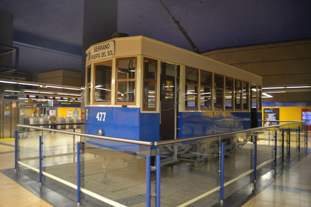 madrid, metró, Pinar de Chamartí