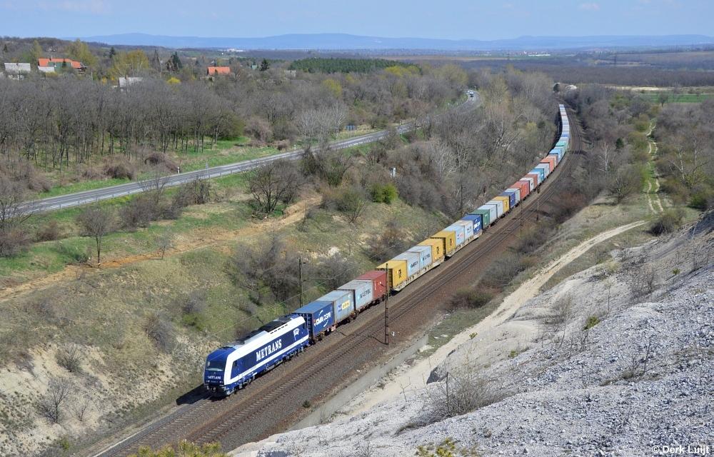 Metrans, Magyarország, konténer, kombinált szállítás