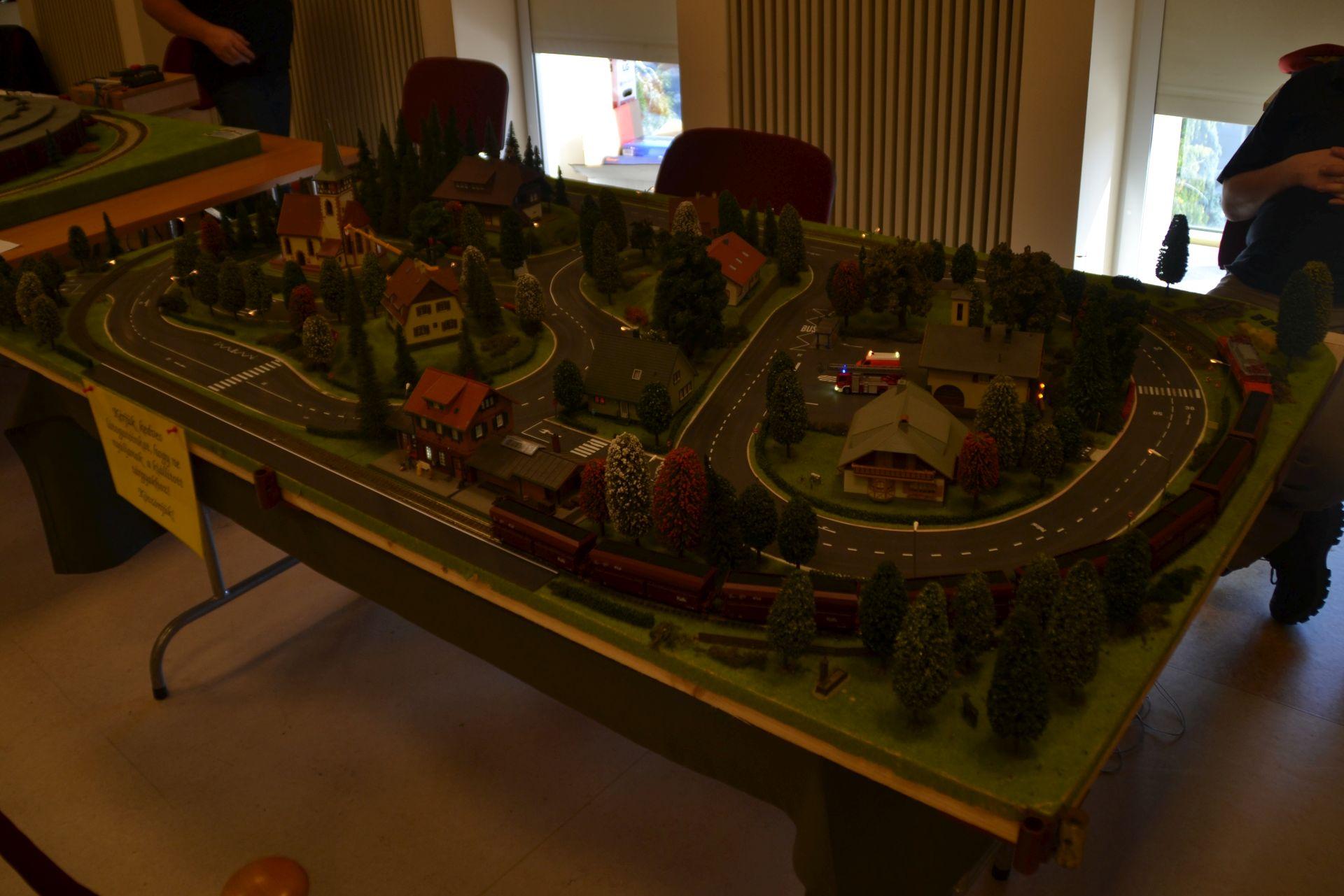 H0, Kecskemét, TGV 2000, kiállítás