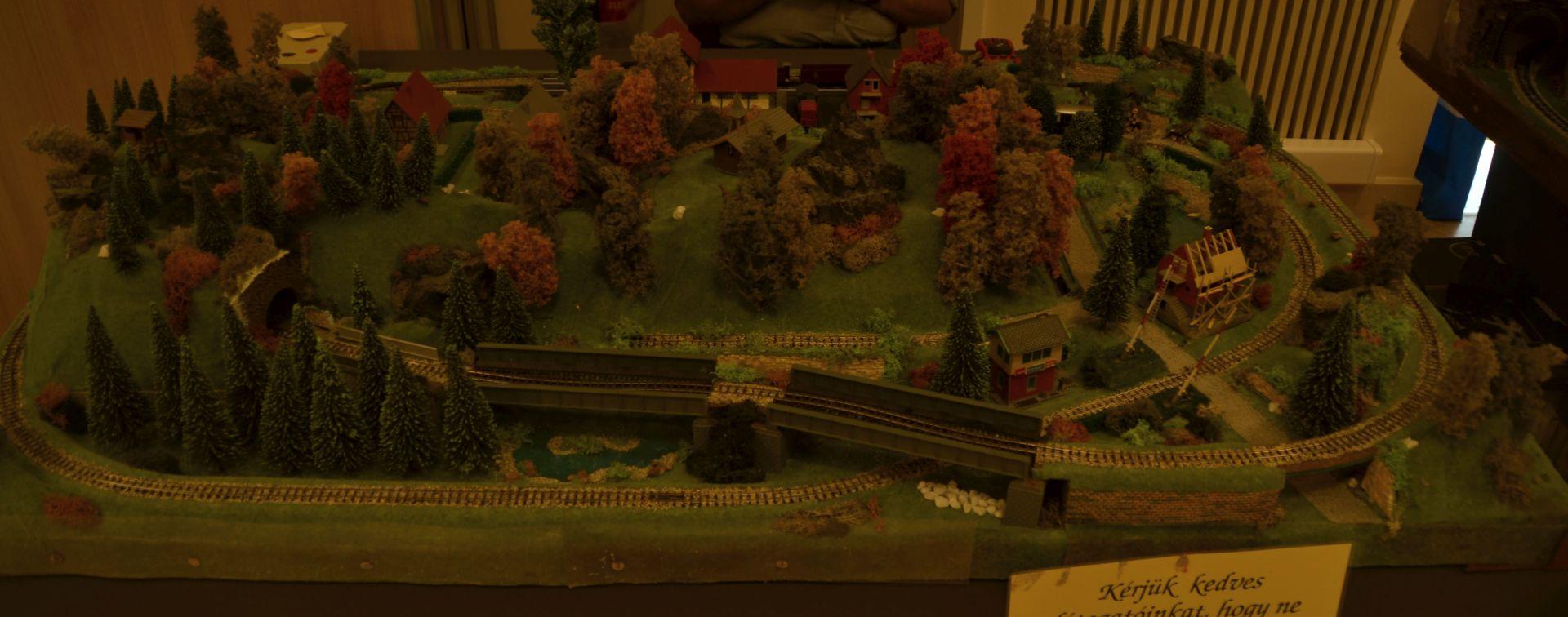 H0e, Kecskemét, TGV 2000, kiállítás