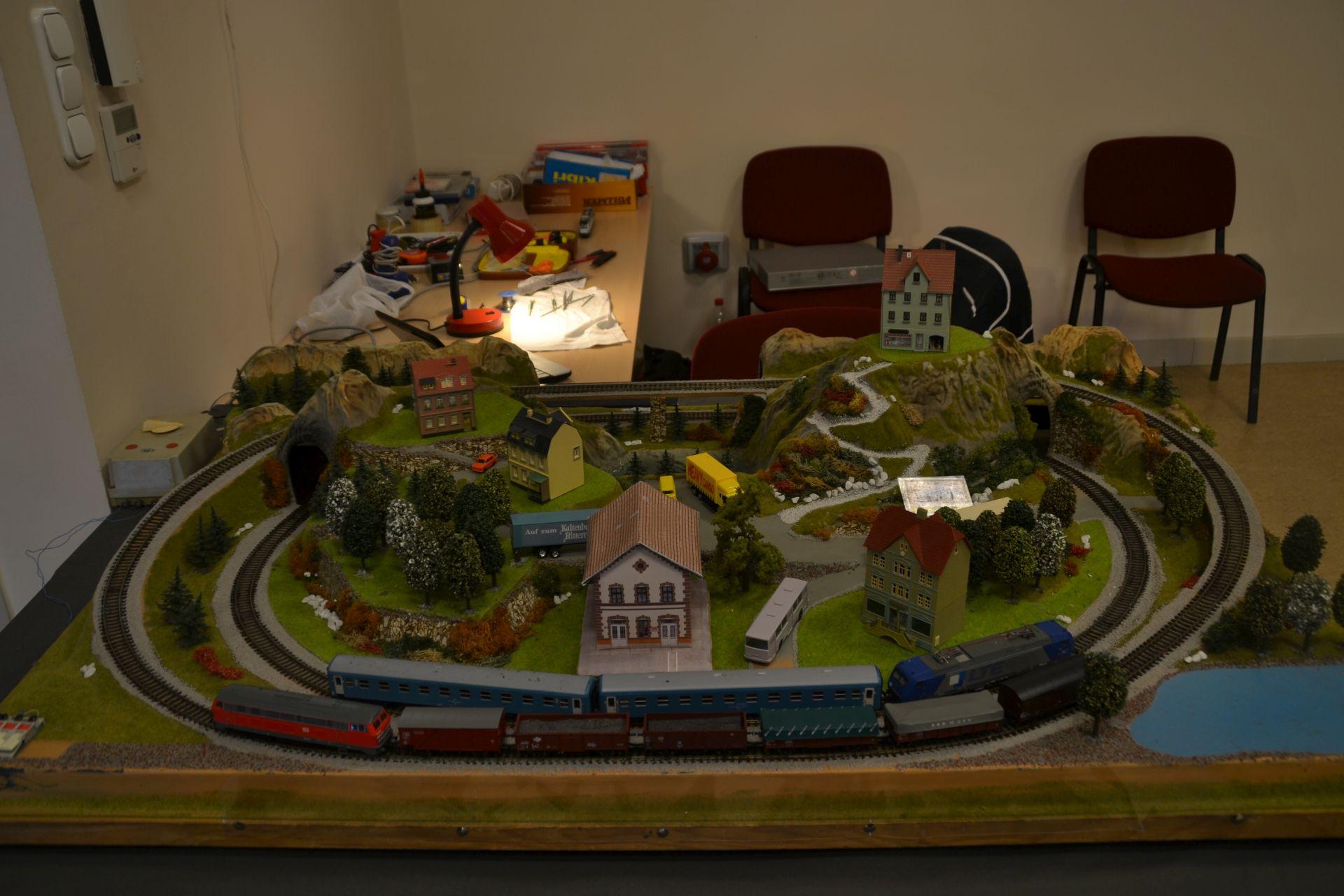 H0, Kecskemét, TGV 2000, kiállítás, DB 218 sorozat, by