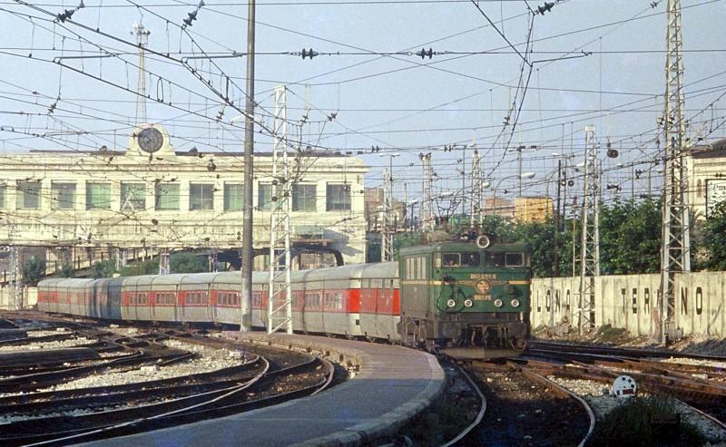 Catalan-Talgo, Barcelona, Estacion de Francia, 1981 július 7, RENFE 269 sorozat