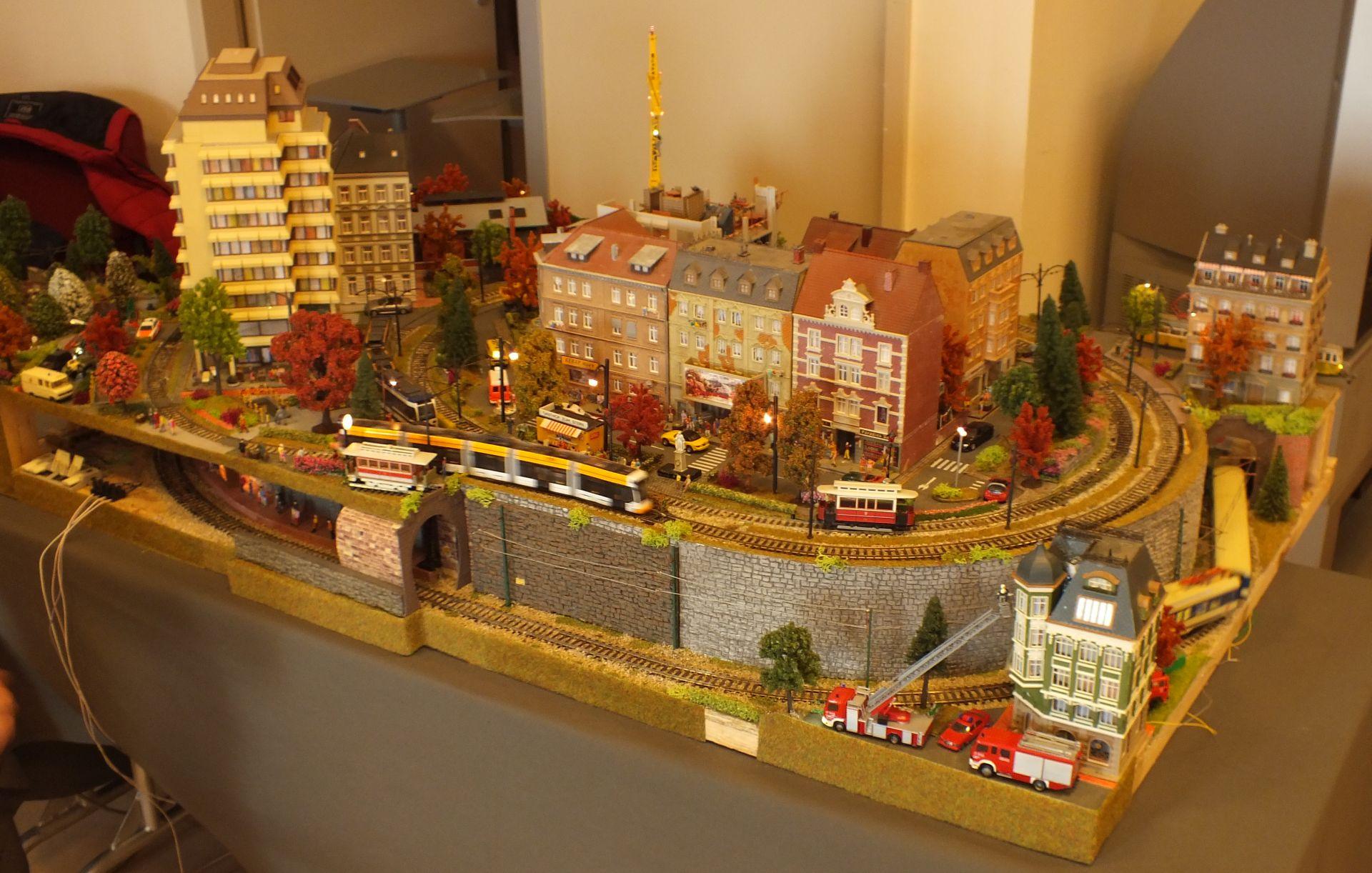 sbahn, h0, kecskemét, terepasztal kiállítás, hirös agóra, modellvasút